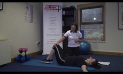 Lumbar Rotation Stretch