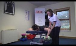 Shoulder Rotation for Swimmers