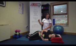 Side Lying Shoulder Rotation